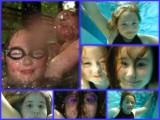 Abschlusstraining Schwimmbad 2012